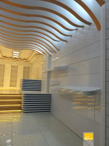 دکوراسیون داخلی سیسمونی گراکو