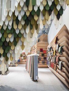 معماری داخلی فروشگاهی